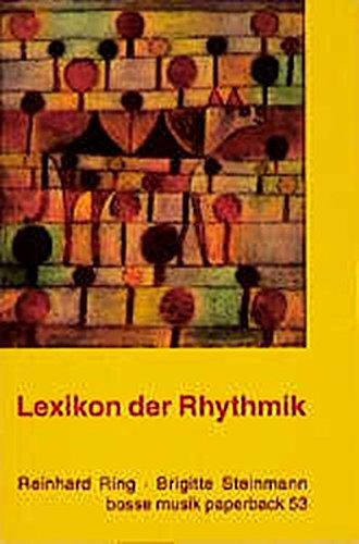 9783764924706: Lexikon der Rhythmik