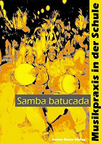 9783764927004: Samba batucada. Mit Audio- und Video-CD