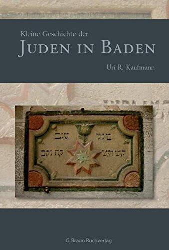 9783765083648: Kleine Geschichte der Juden in Baden