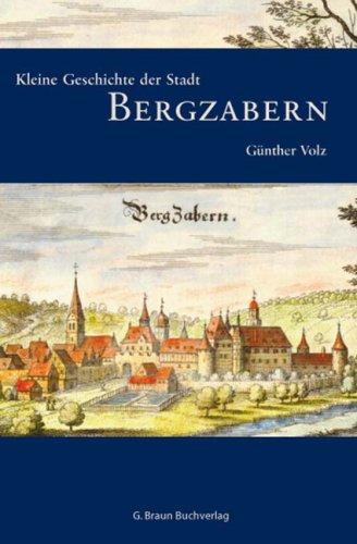 9783765083969: Kleine Geschichte der Stadt Bergzabern