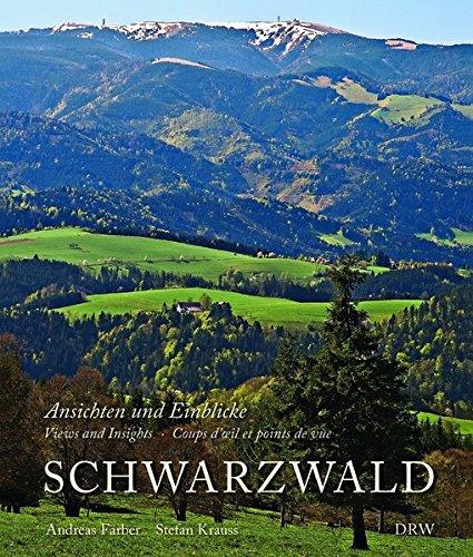 9783765084232: Schwarzwald - Ansichten und Einblicke