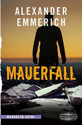 9783765088025: Mauerfall: Mannheim-Krimi