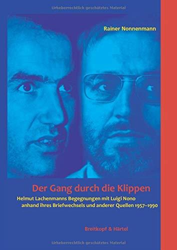 Der Gang durch die Klippen: Rainer Nonnenmann