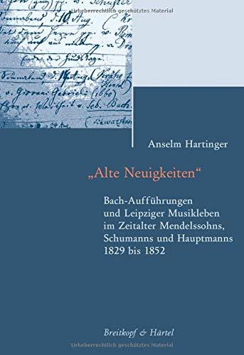 Alte Neuigkeiten: Anselm Hartinger