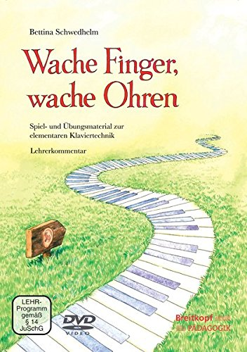 9783765104763: Wache Finger, wache Ohren