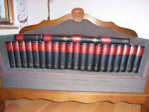Brockhaus Enzyklopädie in 20 Bänden, plus 4 Ergänzungsbände. 17. Auflage.: ...