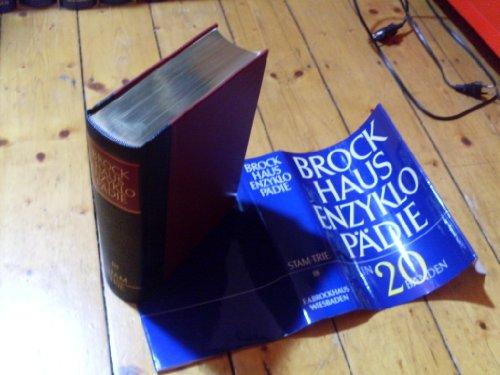 9783765300004: Brockhaus Enzyklopädie in 20 Bänden