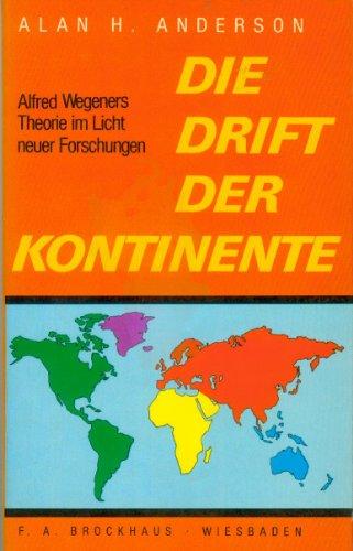 9783765302633: Die Drift der Kontinente