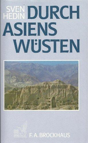 9783765303715: Durch Asiens Wüsten