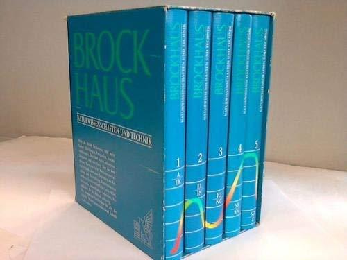 9783765304507: Brockhaus Naturwissenschaften und Technik