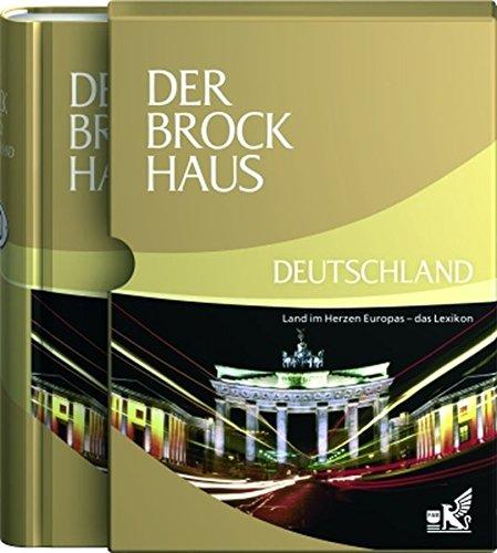9783765315718: Der Brockhaus - Deutschland Land im Herzen Europas - Das Lexikon
