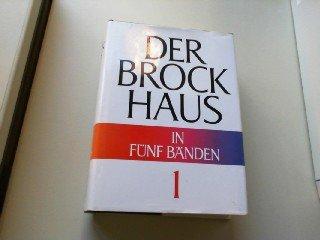 9783765316180: Brockhaus Enzyklopädie. A - Eis. (Bd. 1)