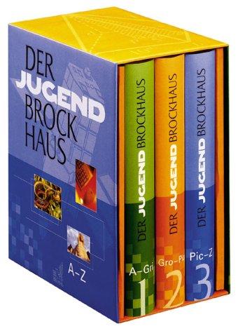 9783765323041: Der Jugend Brockhaus in 3 Bänden.