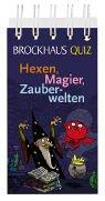 9783765330513: Brockhaus Kinderquiz: Hexen, Magier Und Zauberwelten