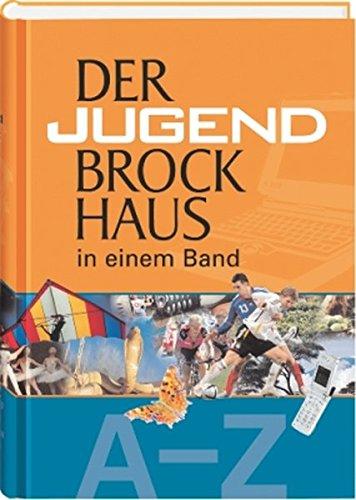 9783765331510: Der Jugend Brockhaus in einem Band