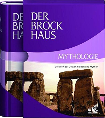9783765334719: Der Brockhaus Mythologie: Die Welt der Götter, Helden und Mythen
