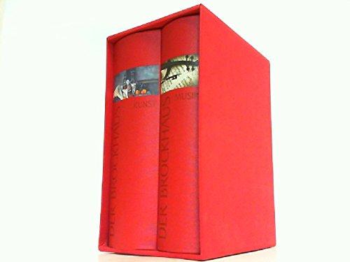 9783765393174: Der Brockhaus Musik - Der Brockhaus Kunst, 2 Bde.