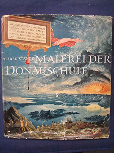 9783765411946: Malerei der Donauschule