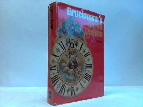 Bruckmann's Uhren-Lexikon (German Edition): Ballweg, Manfred