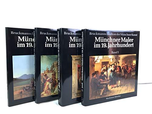 Münchner Maler im 19. / 20. Jahrhundert.: Ludwig, Horst (Hrsg.):