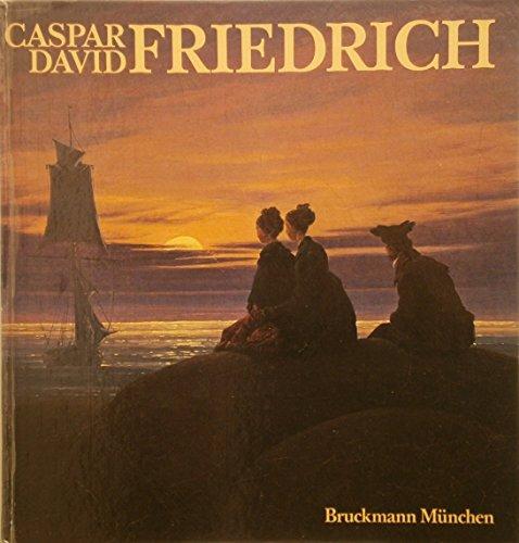 9783765416491: Caspar David Friedrich