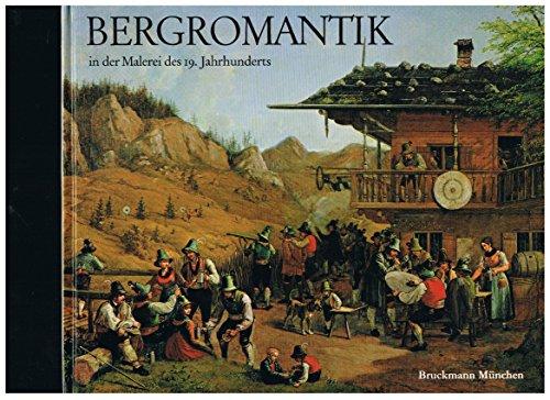 9783765416897: Bergromantik in der Malerei des 19. Jahrhunderts (German Edition)