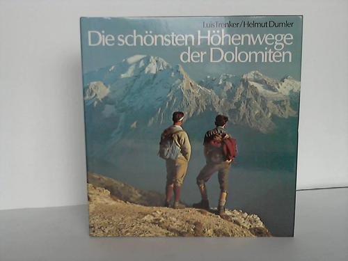 9783765417160: Die schönsten Höhenwege der Dolomiten