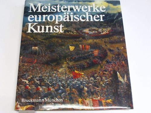 9783765419010: Meisterwerke europäischer Kunst