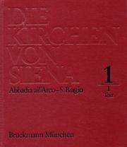 9783765419416: Die Kirchen von Siena (Italienische Forschungen. Sonderreihe)