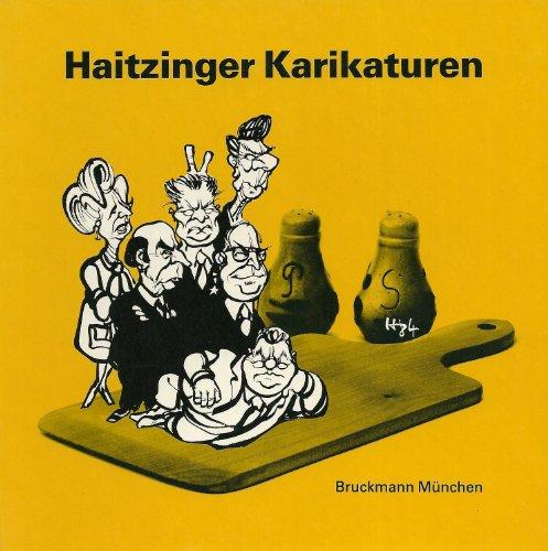 9783765419522: Haitzinger Karikaturen 1984 (Livre en allemand)