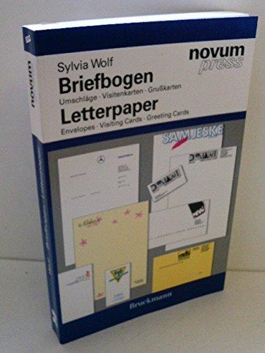 Briefbogen Umschläge Visitenkarten
