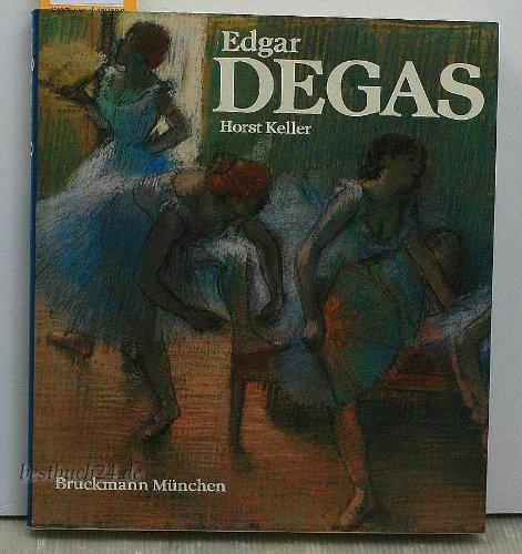 9783765421792: Edgar Degas.