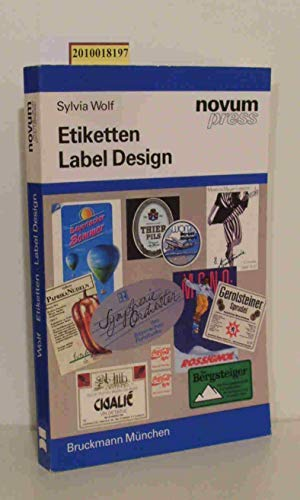 Label Design: Wolf, Sylvia