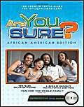 9783765424434: Are You Sure? African American Edition DVD Trivia Game