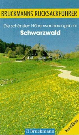 9783765425974: Die schönsten Höhenwanderungen im Schwarzwald