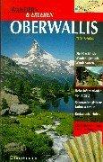 9783765433214: Oberwallis. Wandern und Erleben.