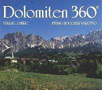 9783765434525: Dolomiten 360 Grad. Sonderausgabe. Text und Bildlegenden in deutsch und englisch.
