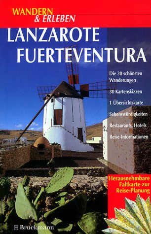 9783765434877: Lanzarote & Fuerteventura - Reiseführer mit Karte