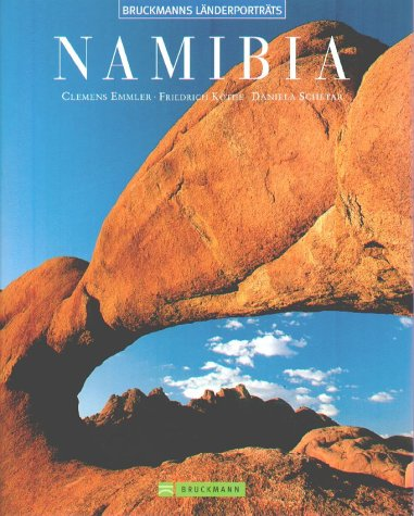 9783765436703: Namibia.