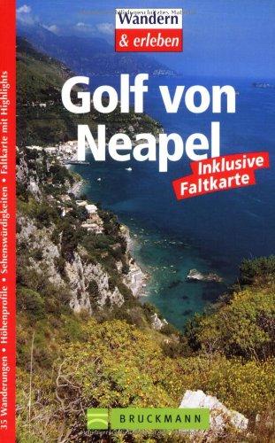 9783765438493: Golf von Neapel - Wandern und Erleben