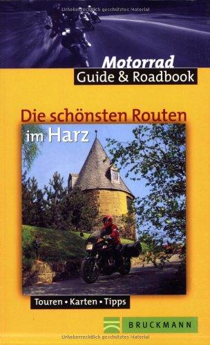 9783765438738: Die schönsten Routen im Harz.