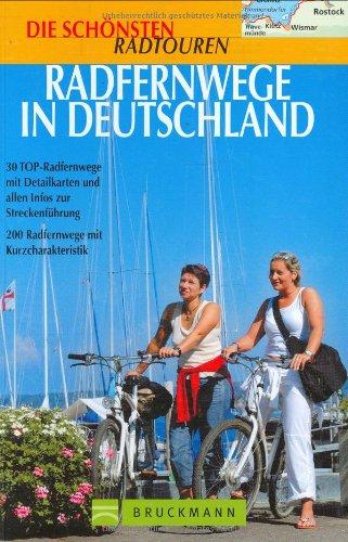 9783765440687: Radfernwege in Deutschland