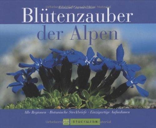 9783765440755: Blütenzauber der Alpen