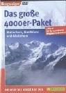 9783765443121: Das große 4000er Paket - DVD-Video: Matterhorn, Montblanc, Allalinhorn [Alemania]