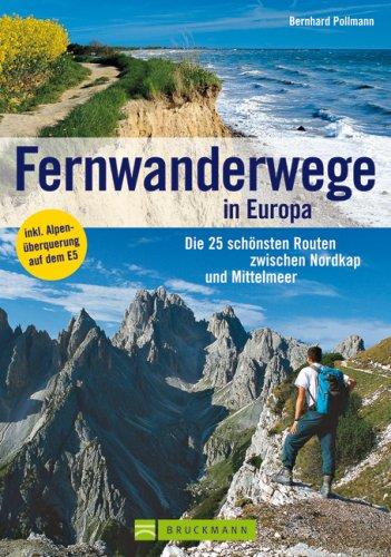 9783765443831: Fernwanderwege in Europa
