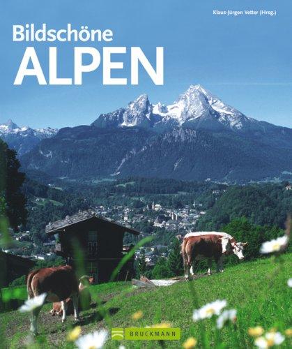9783765445644: Bildschöne Alpen