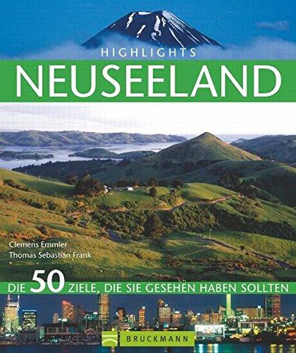 9783765447501: Highlights Neuseeland