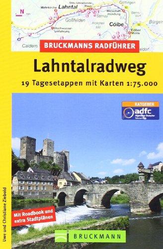 9783765451966: Radführer Lahntalradweg
