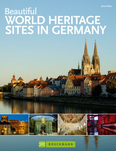 9783765452130: Beautiful World Heritage Sites in Germany