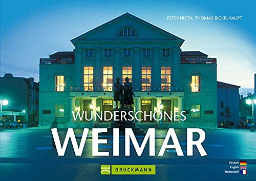 9783765454110: Wunderschönes Weimar
